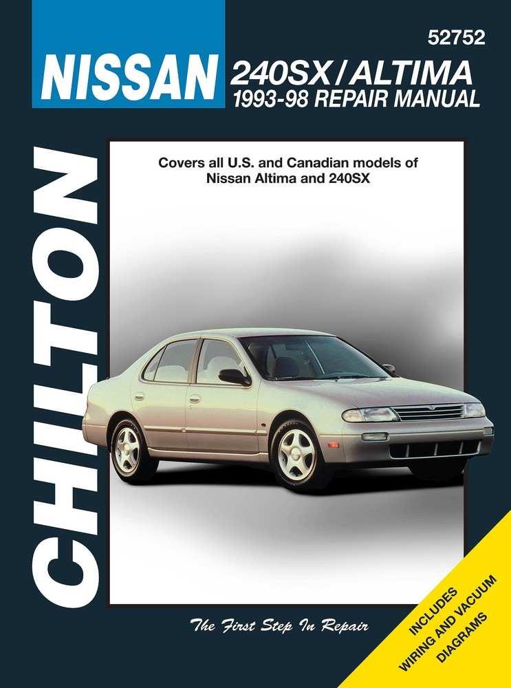 CHILTON BOOK COMPANY - Repair Manual - CHI 52752