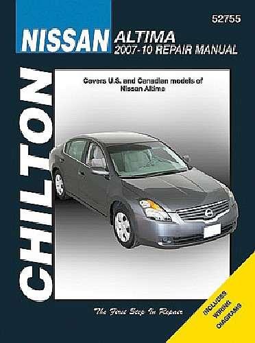 CHILTON BOOK COMPANY - Repair Manual - CHI 52755