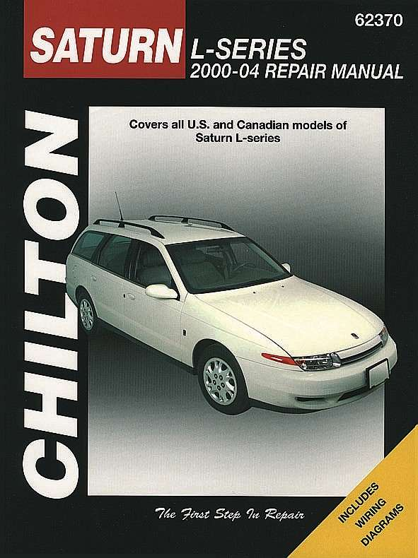 CHILTON BOOK COMPANY - Repair Manual - CHI 62370