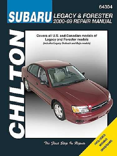CHILTON BOOK COMPANY - Repair Manual - CHI 64304