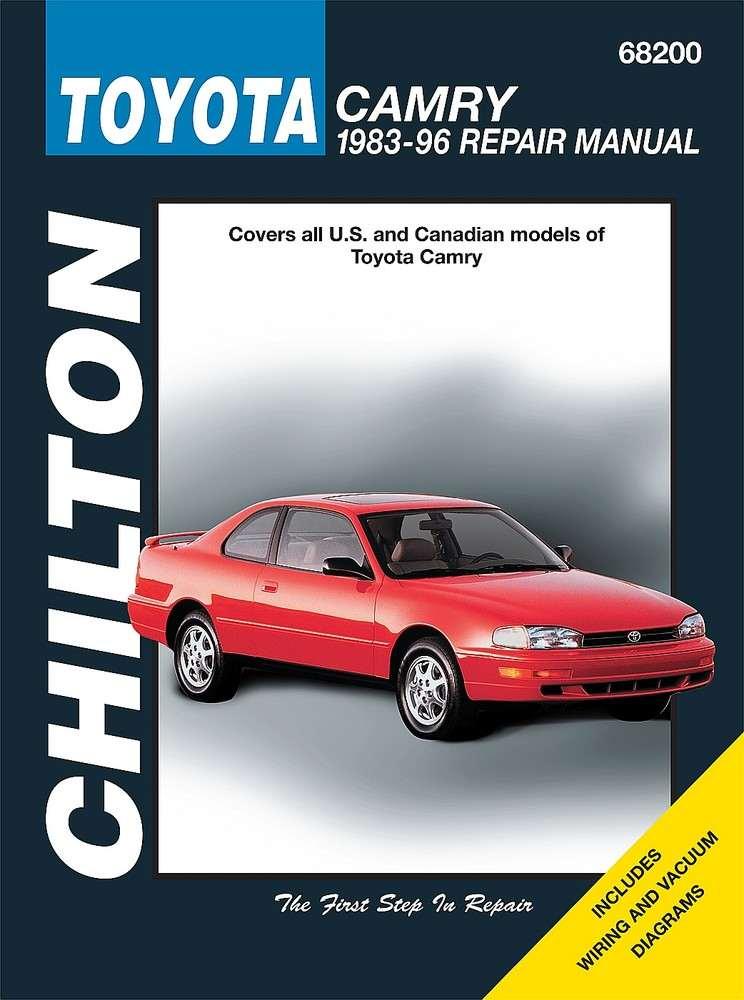 CHILTON BOOK COMPANY - Repair Manual - CHI 68200