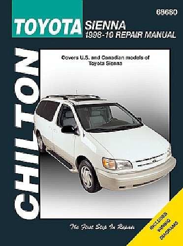 CHILTON BOOK COMPANY - Repair Manual - CHI 68680
