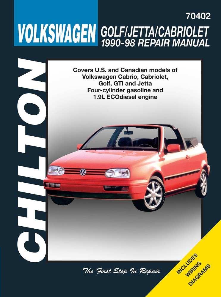 CHILTON BOOK COMPANY - Repair Manual - CHI 70402