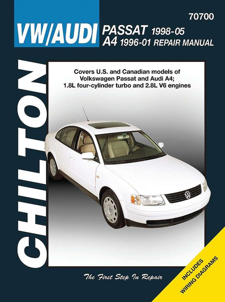 CHILTON BOOK COMPANY - Repair Manual - CHI 70700