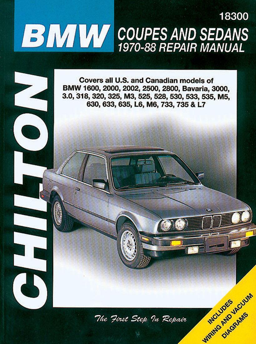 CHILTON BOOK COMPANY - Repair Manual - CHI 18300