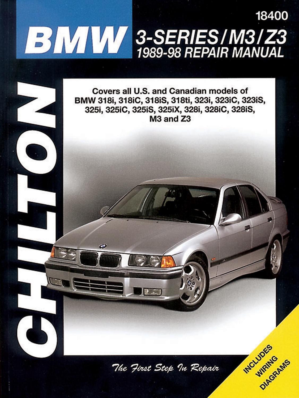 CHILTON BOOK COMPANY - Repair Manual - CHI 18400