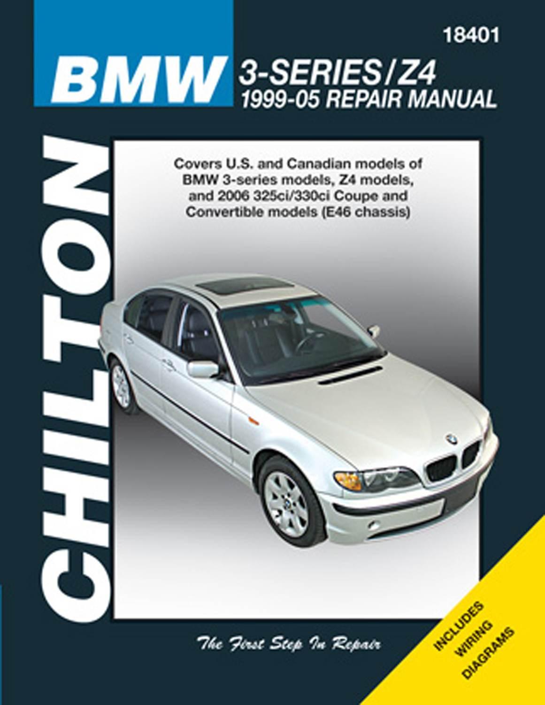 CHILTON BOOK COMPANY - Repair Manual - CHI 18401