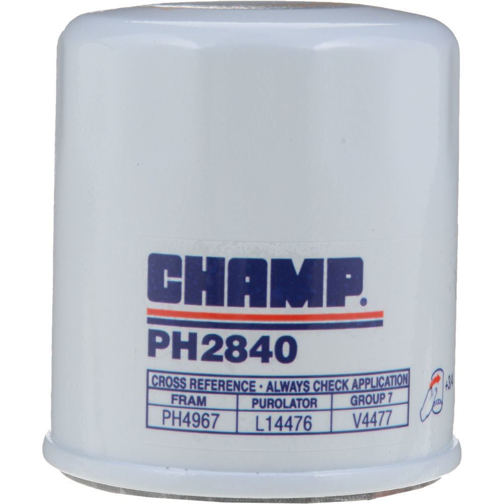 CHAMPION LABORATORIES INC. - Engine Oil Filter - CHP PH2840