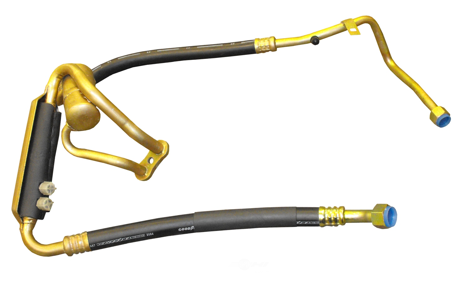 CRP/REIN - A/C Suction Line Hose Assembly - CPD ACH0173R