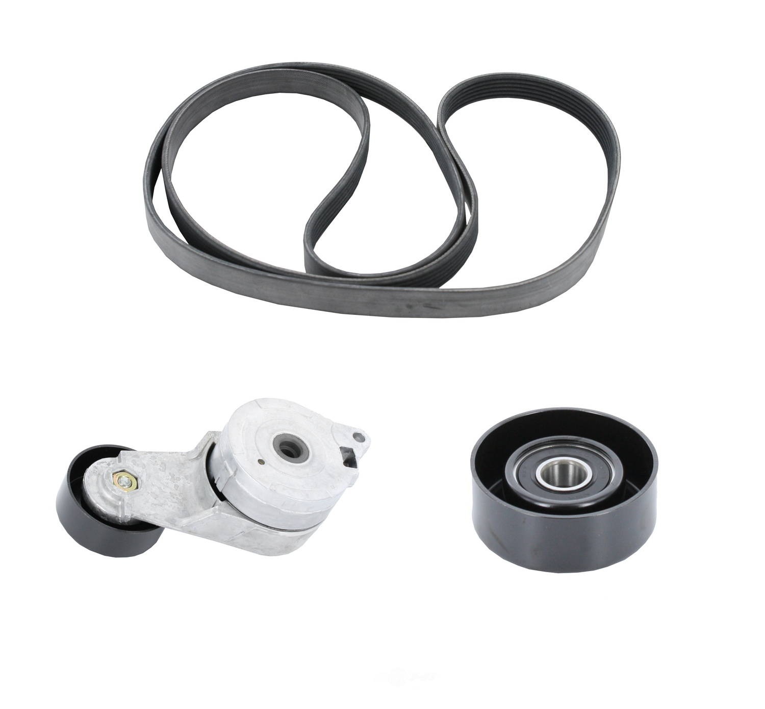 CRP/CONTITECH (INCHES) - Accessory Drive Belt Kit - CPE ADK0021P