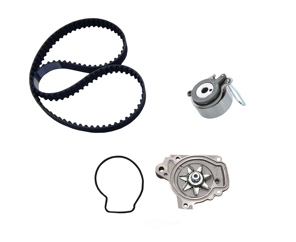 CRP/CONTITECH (INCHES) - Engine Timing Belt Kit with Water Pump - CPE CK312LK1