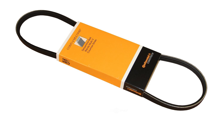 CRP/CONTITECH (INCHES) - Serpentine Belt (Power Steering) - CPE PK030295