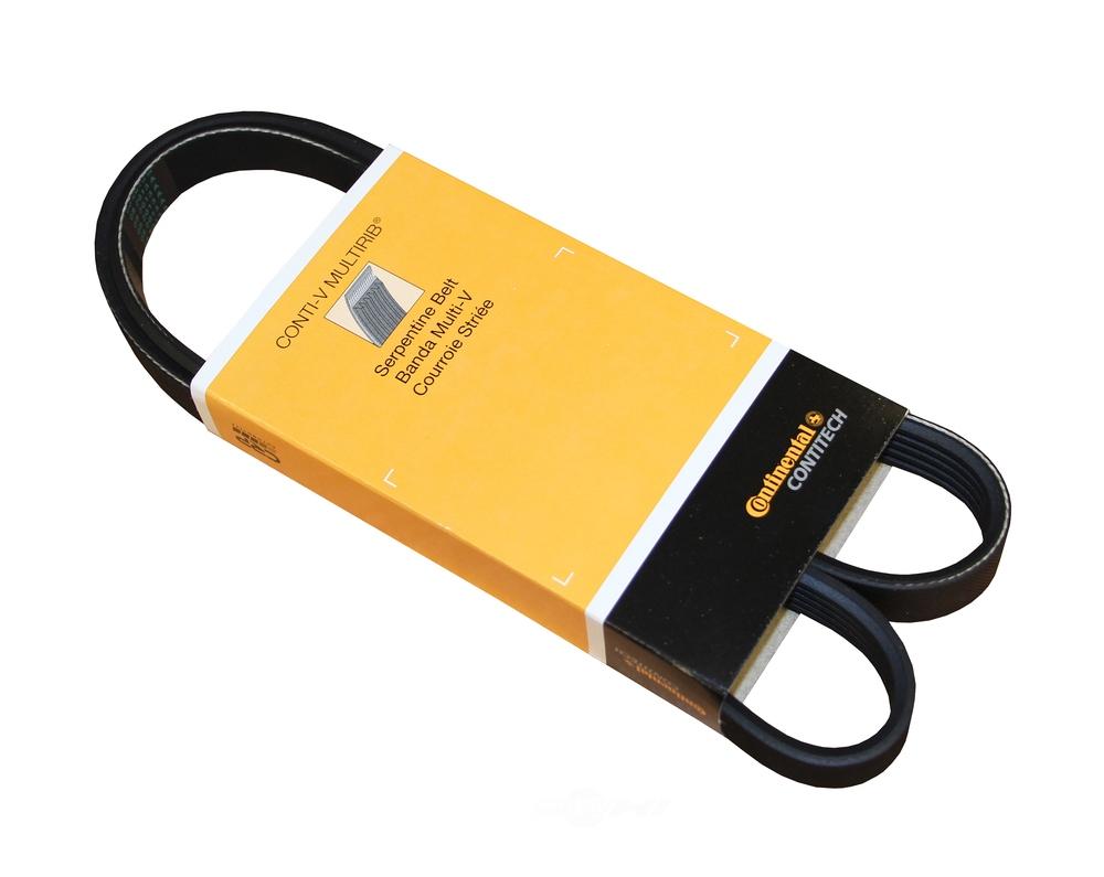 CRP/CONTITECH (INCHES) - Serpentine Belt (Fan and Alternator) - CPE PK050435