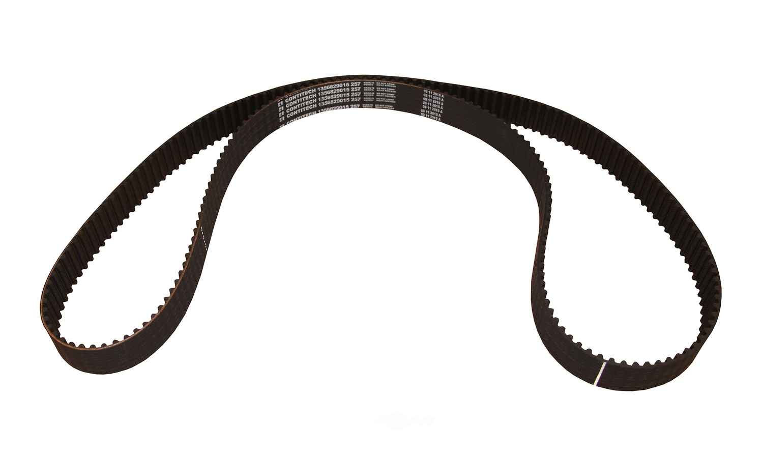 CRP/CONTITECH (METRIC-IMPORT) - Engine Timing Belt (Camshaft) - CPF TB257