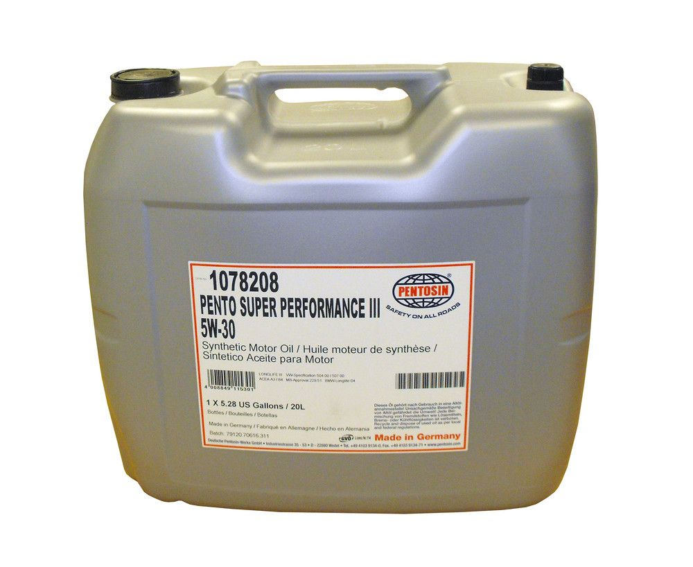 CRP/PENTOSIN - Engine Oil - CPG 1078208