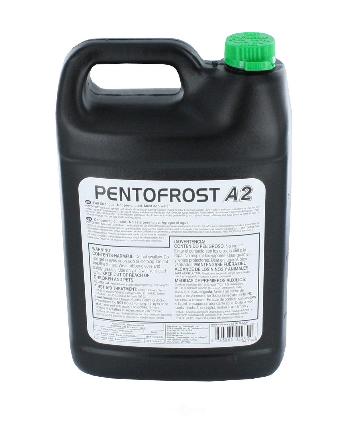 CRP/PENTOSIN - Engine Coolant / Antifreeze - CPG 8115205