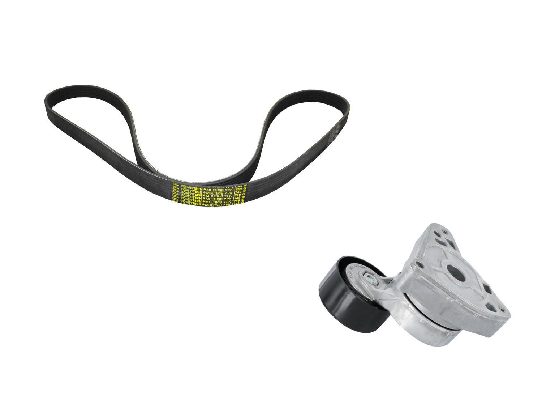 CRP\/CONTITECH (METRIC-FULL) - Accessory Drive Belt Kit - CPJ ADK0006P