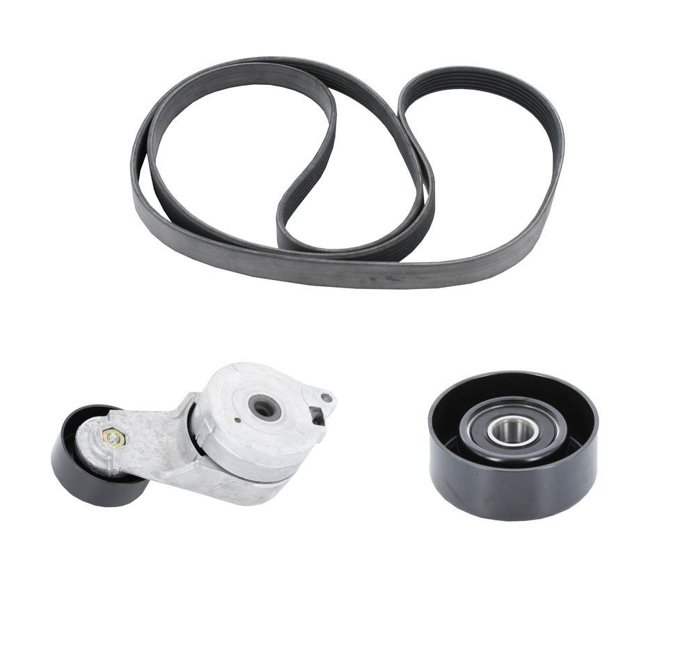 CRP/CONTITECH (METRIC-FULL) - Accessory Drive Belt Kit - CPJ ADK0021P