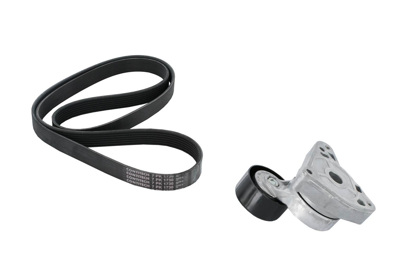 CRP/CONTITECH (METRIC-FULL) - Accessory Drive Belt Kit - CPJ ADK0044P
