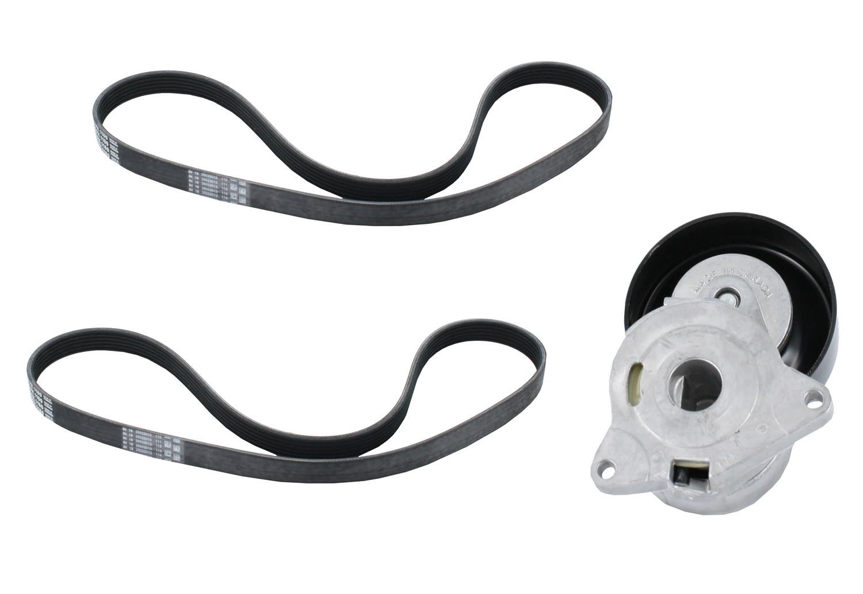 CRP/CONTITECH (METRIC-FULL) - Accessory Drive Belt Kit - CPJ ADK0045P