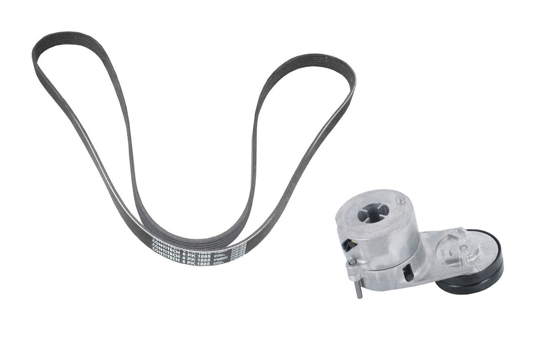 CRP\/CONTITECH (METRIC-FULL) - Accessory Drive Belt Kit - CPJ ADK0048P