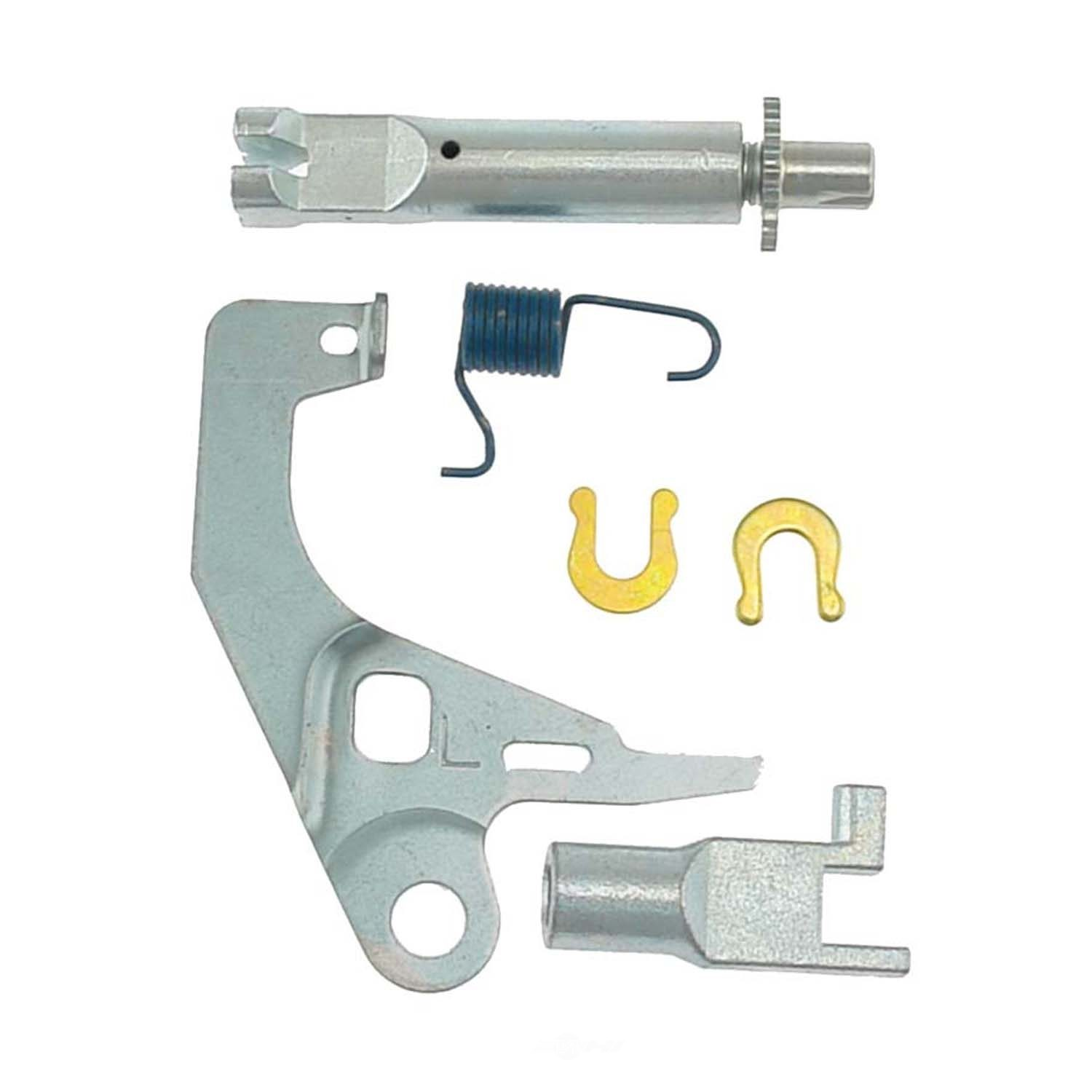 CARLSON QUALITY BRAKE PARTS - Drum Brake Self Adjuster Repair Kit (Rear Left) - CRL 12502