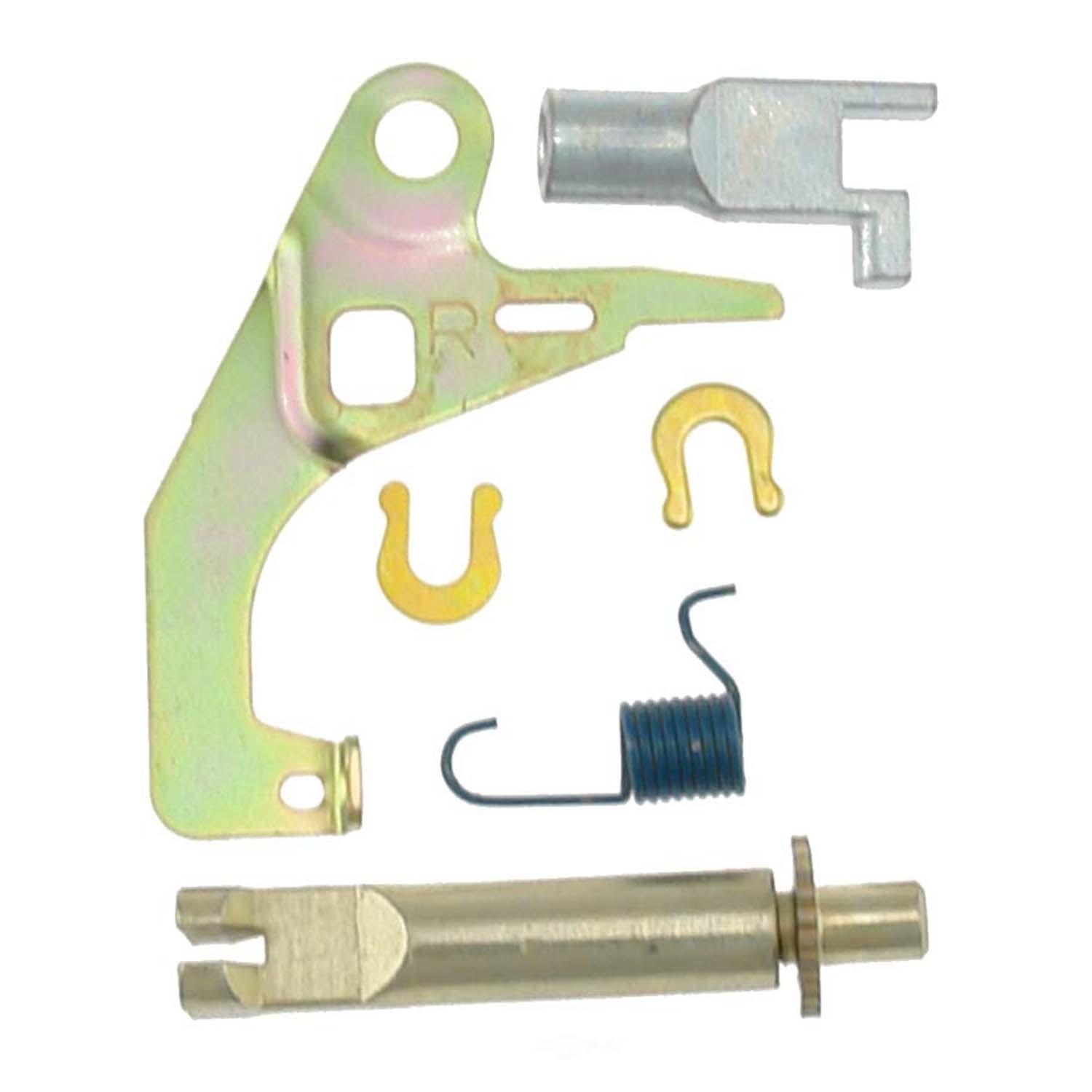 CARLSON QUALITY BRAKE PARTS - Drum Brake Self Adjuster Repair Kit (Rear Right) - CRL 12503