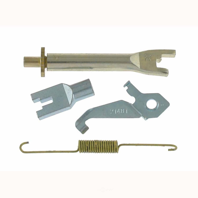 CARLSON QUALITY BRAKE PARTS - Drum Brake Self Adjuster Repair Kit (Rear Right) - CRL 12537