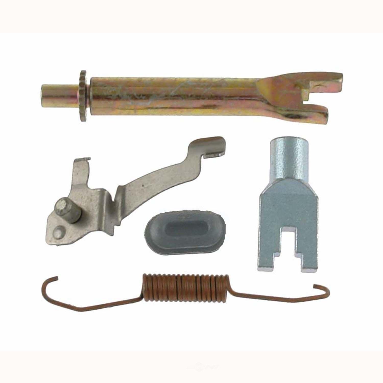 CARLSON QUALITY BRAKE PARTS - Drum Brake Self Adjuster Repair Kit (Rear Right) - CRL 12547