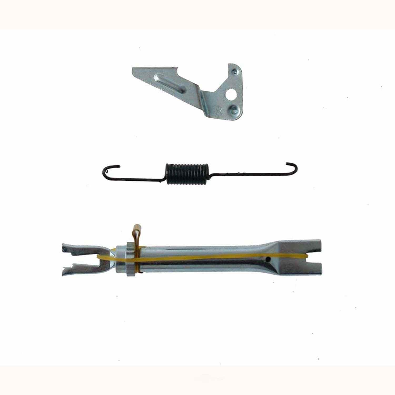 CARLSON QUALITY BRAKE PARTS - Drum Brake Self Adjuster Repair Kit (Rear Right) - CRL 12565