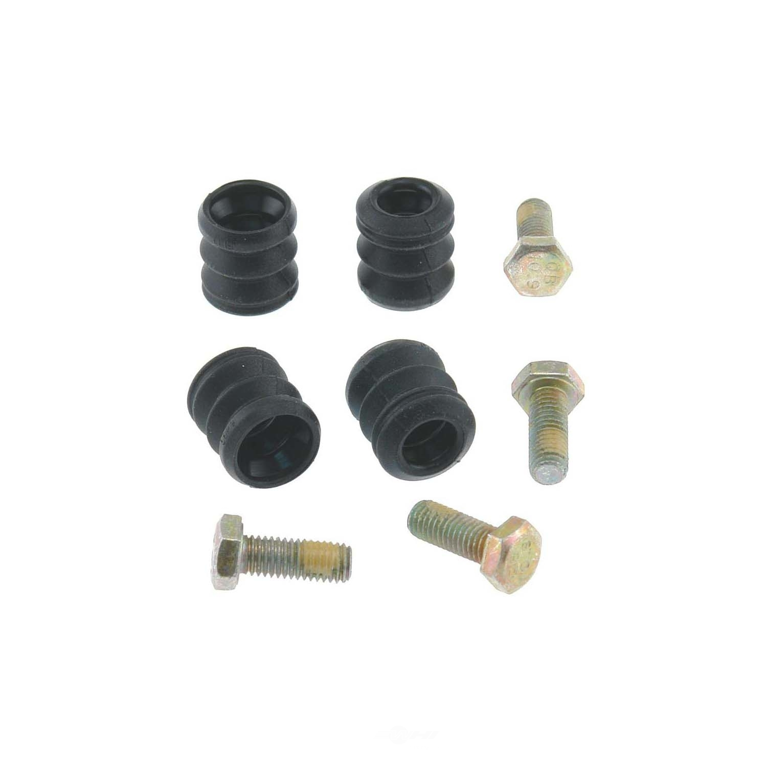 CARLSON QUALITY BRAKE PARTS - Disc Brake Hardware Kit - CRL 13119