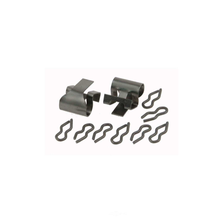 CARLSON QUALITY BRAKE PARTS - Disc Brake Hardware Kit (Front) - CRL 13226