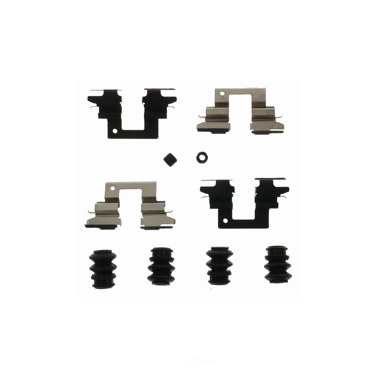 CARLSON QUALITY BRAKE PARTS - Disc Brake Hardware Kit - CRL 13384Q
