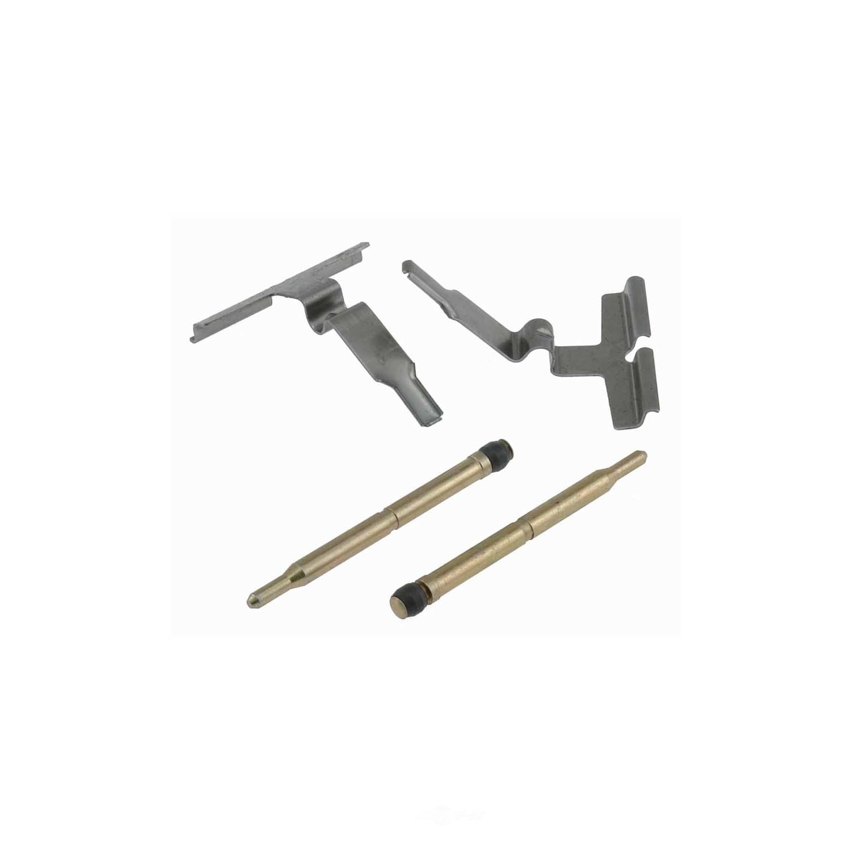 CARLSON QUALITY BRAKE PARTS - Disc Brake Hardware Kit (Rear) - CRL 13404