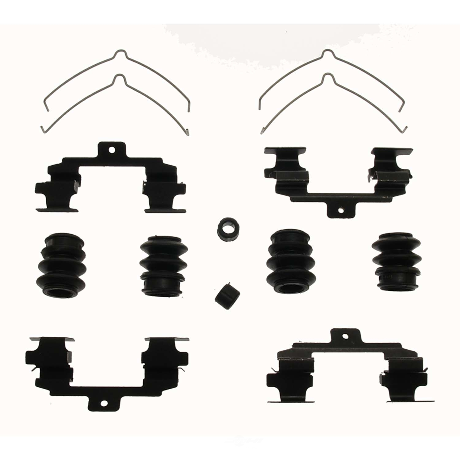 CARLSON QUALITY BRAKE PARTS - Disc Brake Hardware Kit - CRL 13427Q
