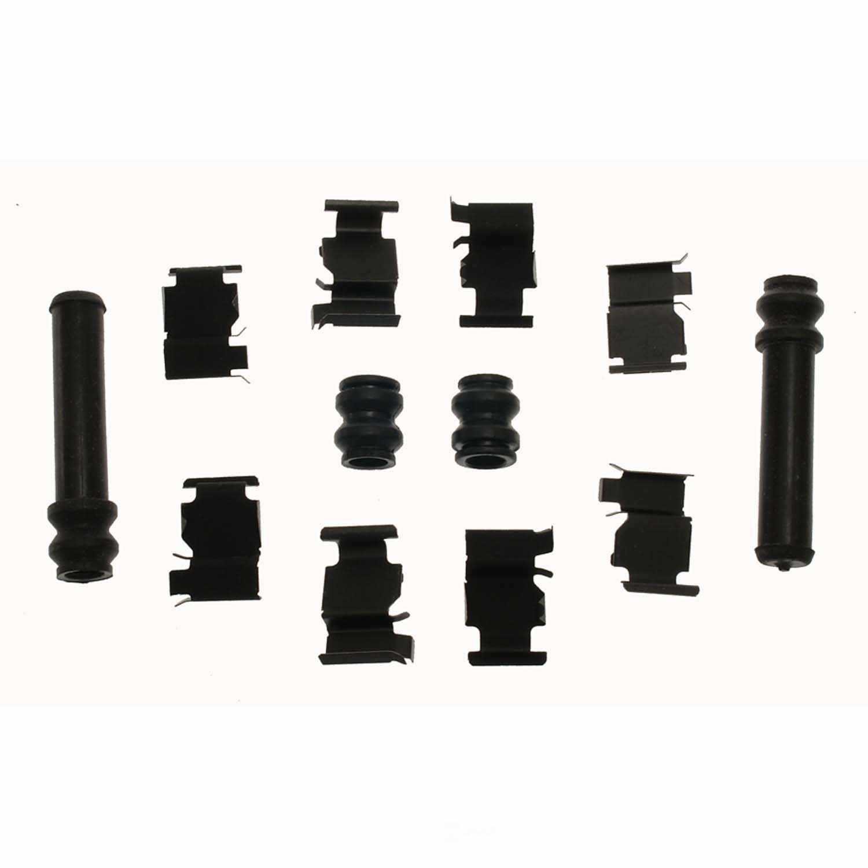 CARLSON QUALITY BRAKE PARTS - Disc Brake Hardware Kit (Rear) - CRL 13497Q