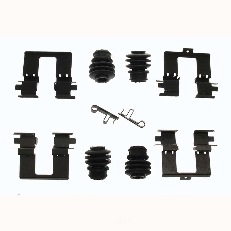 CARLSON QUALITY BRAKE PARTS - Disc Brake Hardware Kit - CRL 13501Q