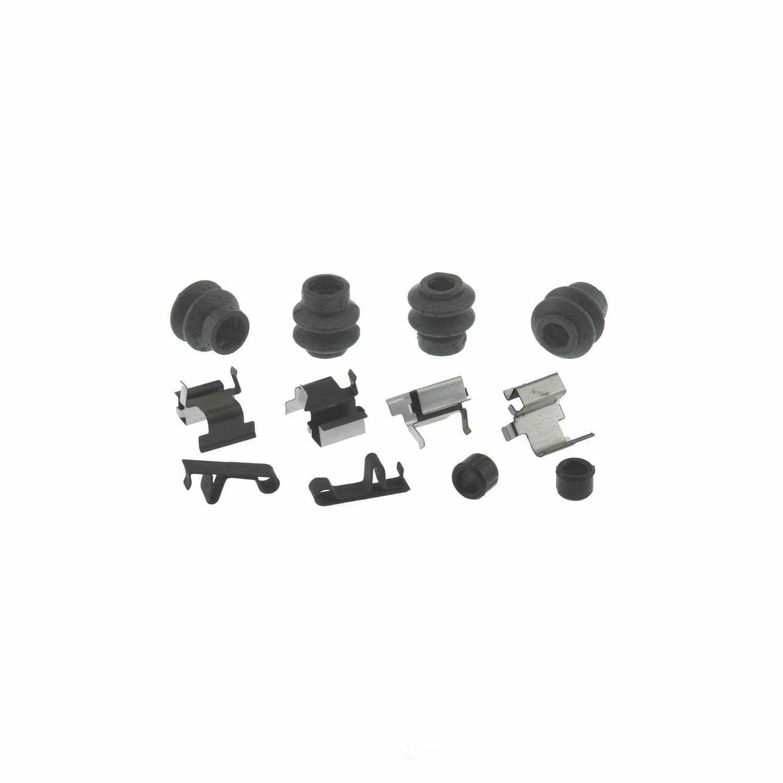 CARLSON QUALITY BRAKE PARTS - Disc Brake Hardware Kit (Rear) - CRL 13530Q