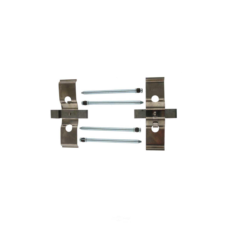 CARLSON QUALITY BRAKE PARTS - Disc Brake Hardware Kit (Rear) - CRL 13538