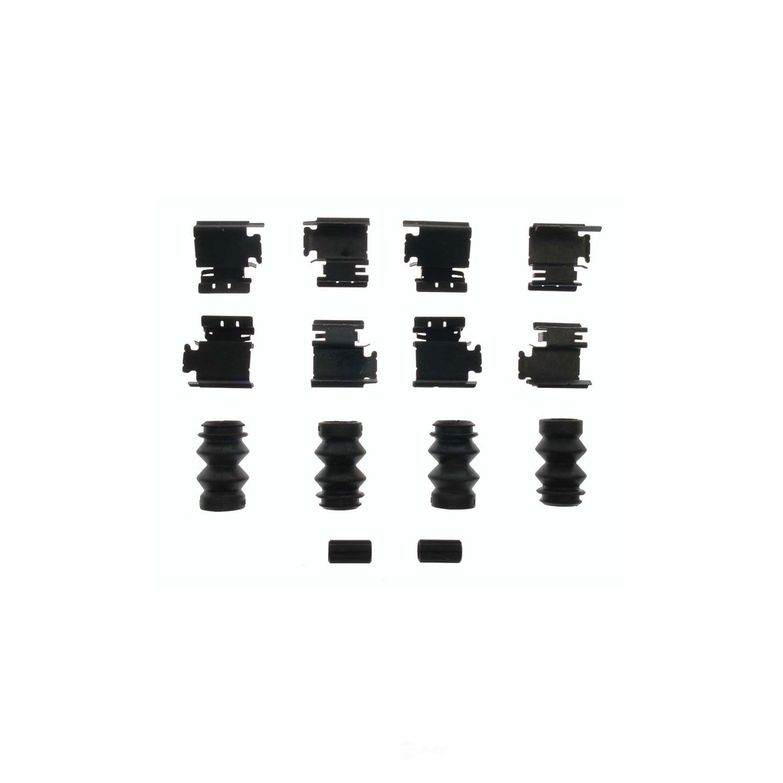 CARLSON QUALITY BRAKE PARTS - Disc Brake Hardware Kit (Front) - CRL 13669Q