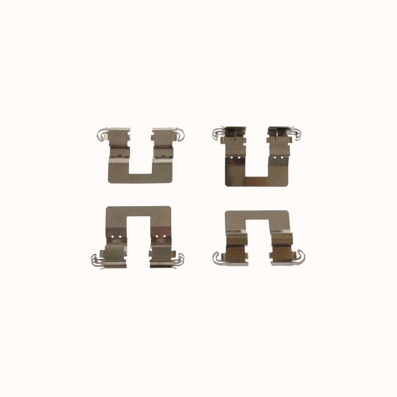 CARLSON QUALITY BRAKE PARTS - Disc Brake Hardware Kit (Rear) - CRL 13675