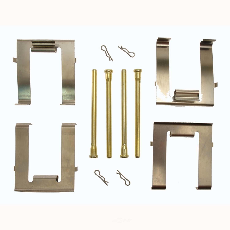 CARLSON QUALITY BRAKE PARTS - Disc Brake Hardware Kit - CRL 13705