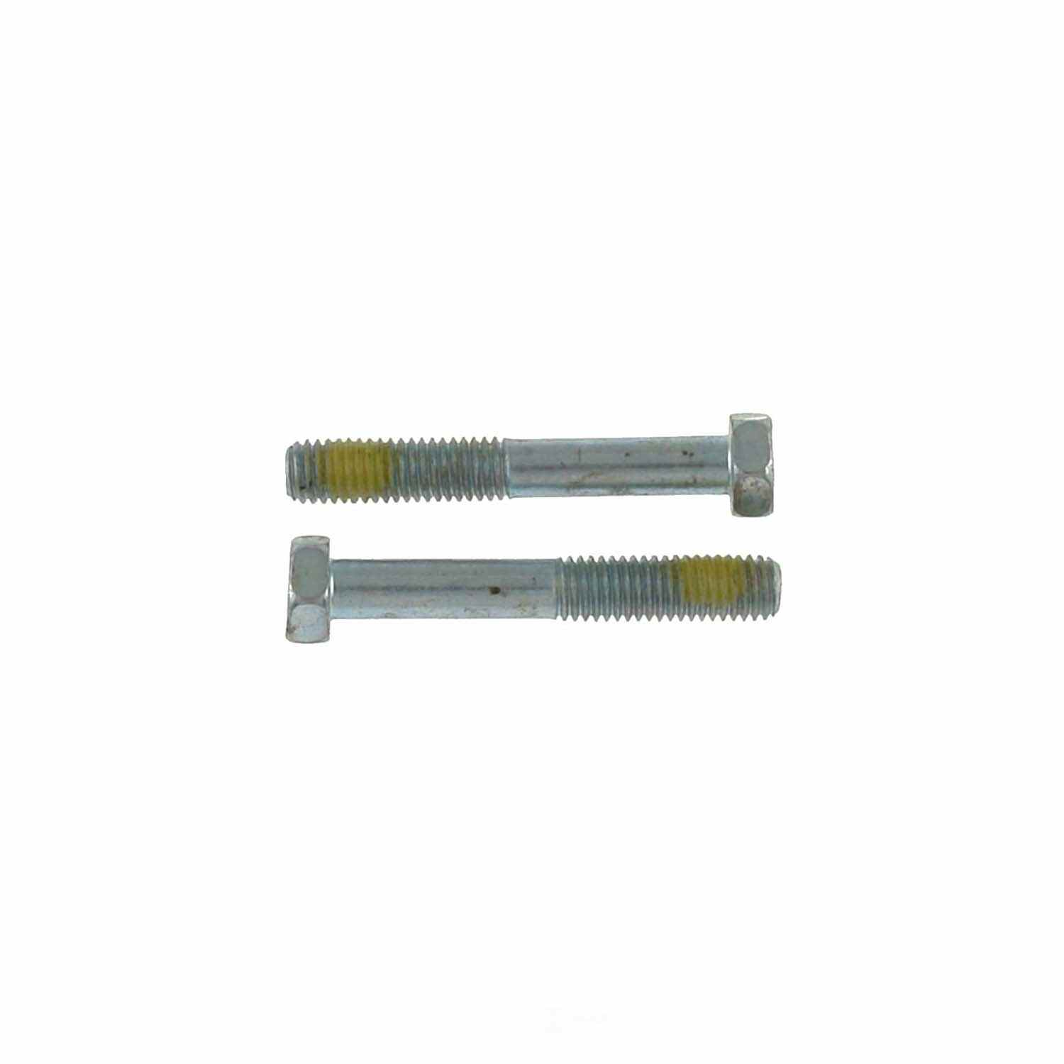 CARLSON QUALITY BRAKE PARTS - Disc Brake Caliper Bolt Kit (Front) - CRL 14047