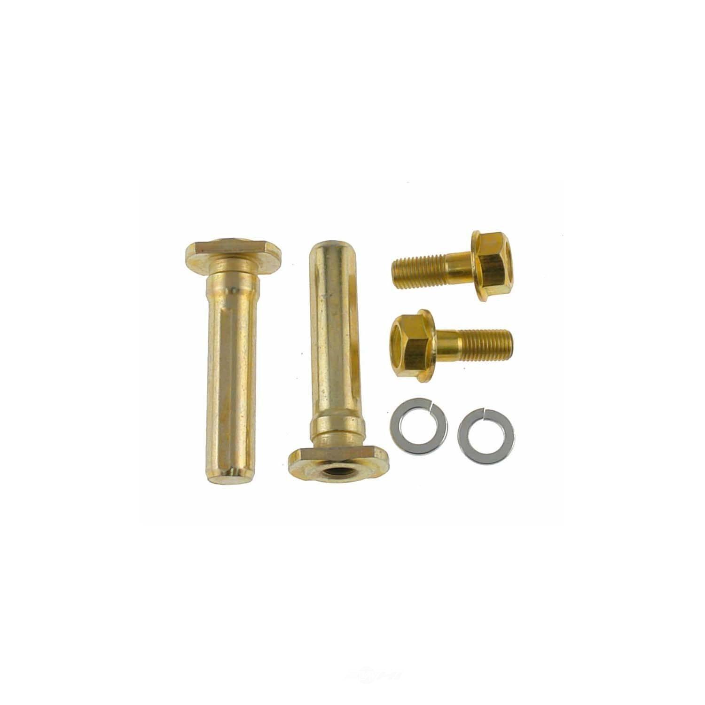 CARLSON QUALITY BRAKE PARTS - Disc Brake Caliper Guide Pin Kit (Front) - CRL 14058