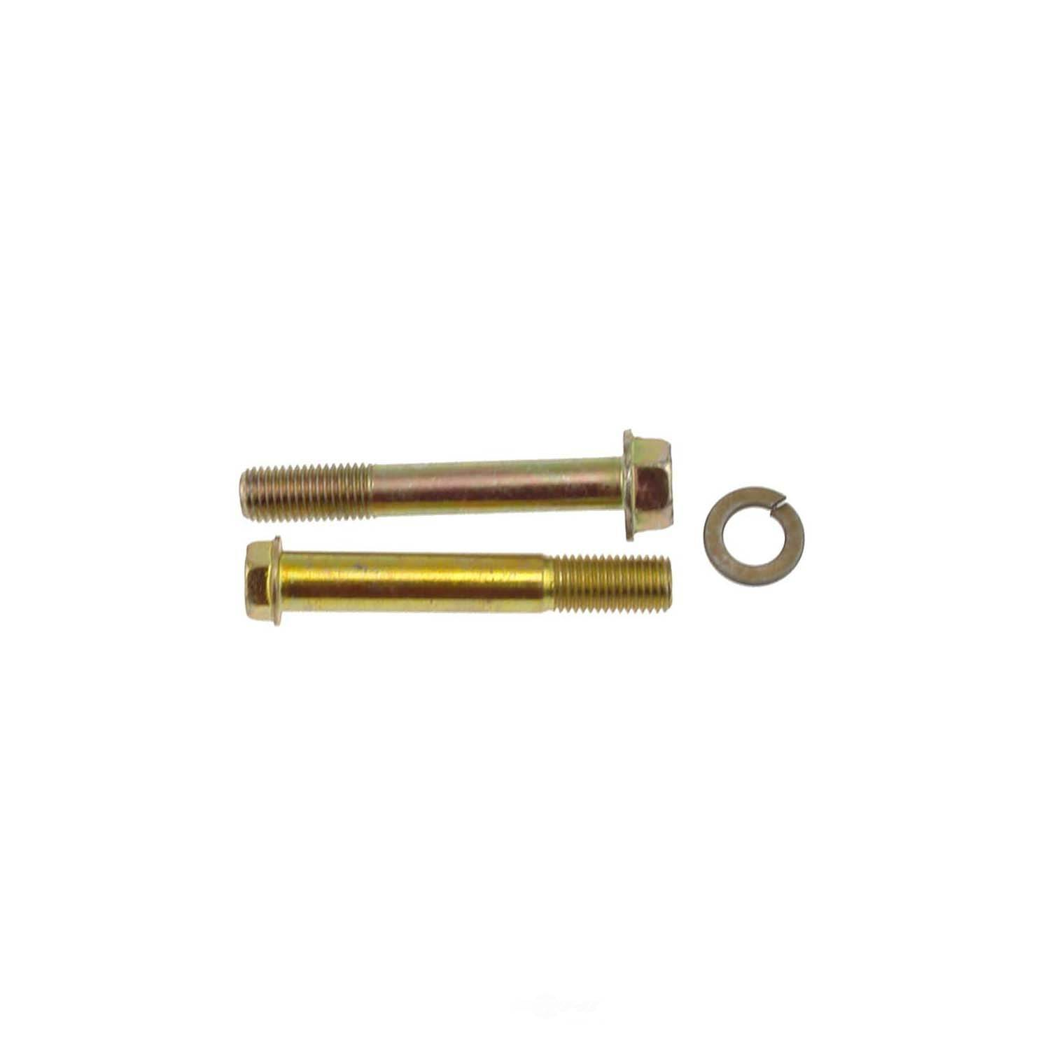CARLSON QUALITY BRAKE PARTS - Disc Brake Caliper Bolt Kit (Front) - CRL 14059