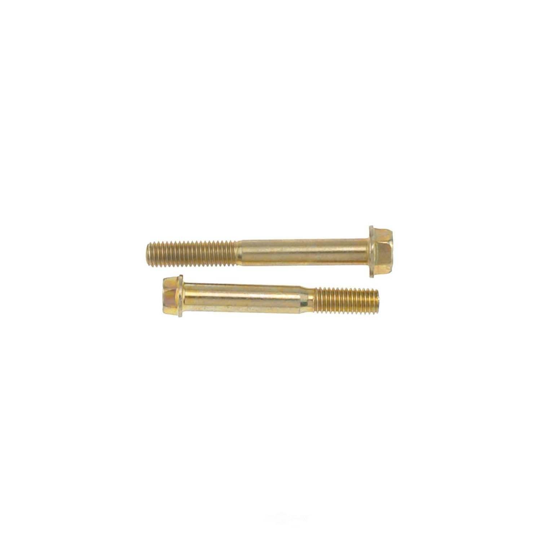 CARLSON QUALITY BRAKE PARTS - Disc Brake Caliper Guide Pin Kit (Rear) - CRL 14086
