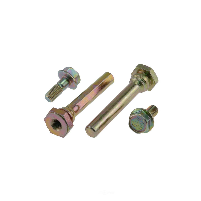 CARLSON QUALITY BRAKE PARTS - Disc Brake Caliper Guide Pin (Front) - CRL 14158