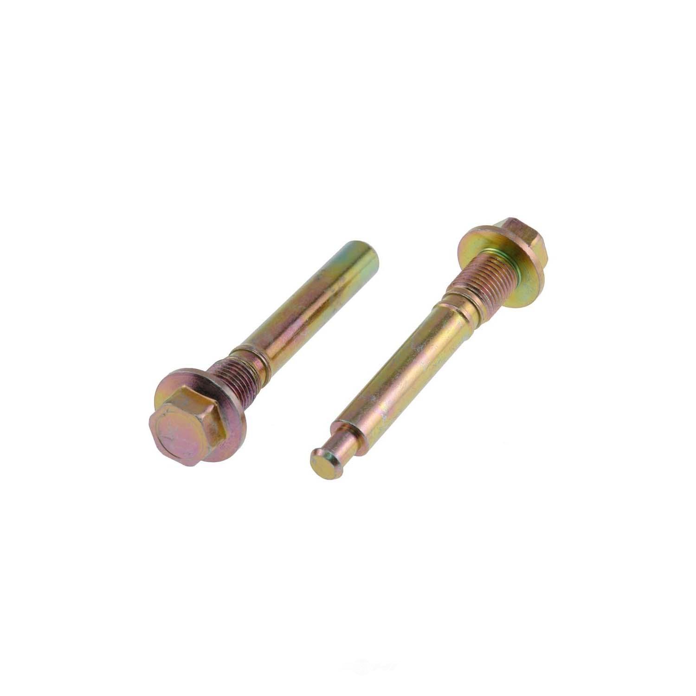 CARLSON QUALITY BRAKE PARTS - Disc Brake Caliper Guide Pin Kit (Rear) - CRL 14162