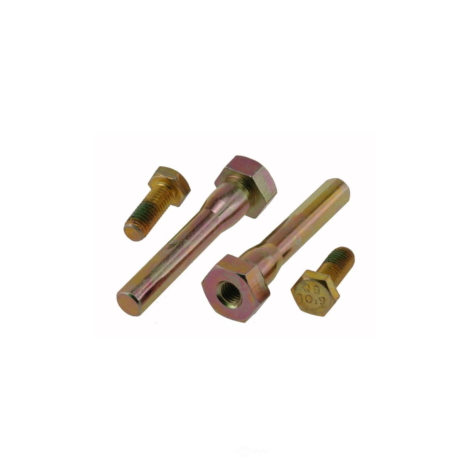 CARLSON QUALITY BRAKE PARTS - Disc Brake Caliper Guide Pin Kit (Rear) - CRL 14163