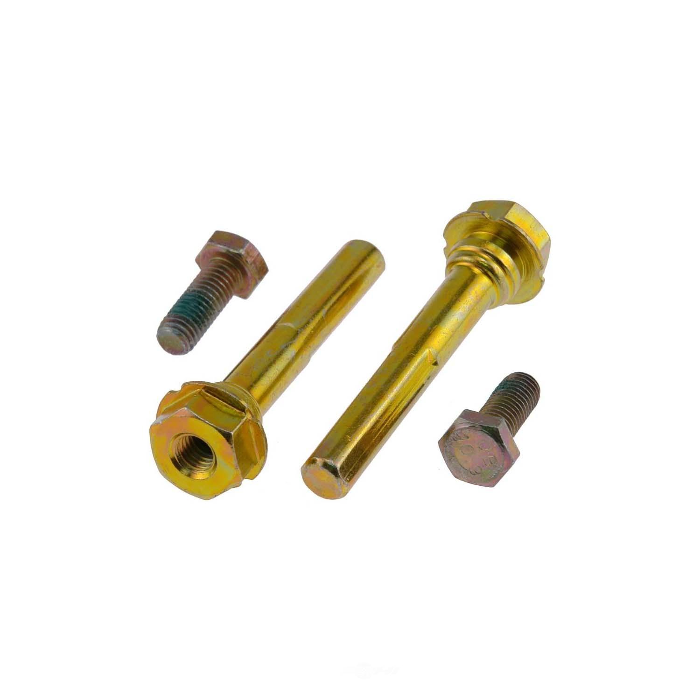 CARLSON QUALITY BRAKE PARTS - Disc Brake Caliper Guide Pin Kit (Front) - CRL 14166